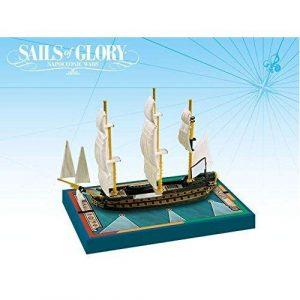 Sails of Glory: Artesien 1765 / Roland 1771
