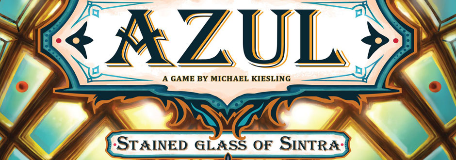 Azul: Stained Glass of Sintra Preview