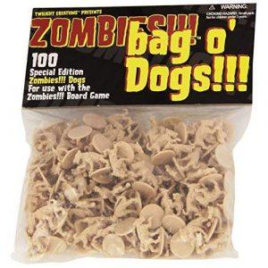 Bag O' Zombies!!!: Dogs!!!