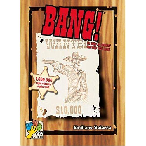 Bang! 4th Edition Card Game