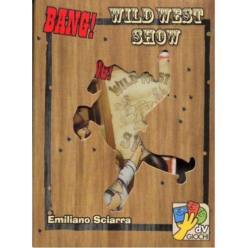 Bang! 4th Edition: Wild West Expansion