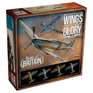 Wings of Glory: Battle of Britain WW2 Starter Set