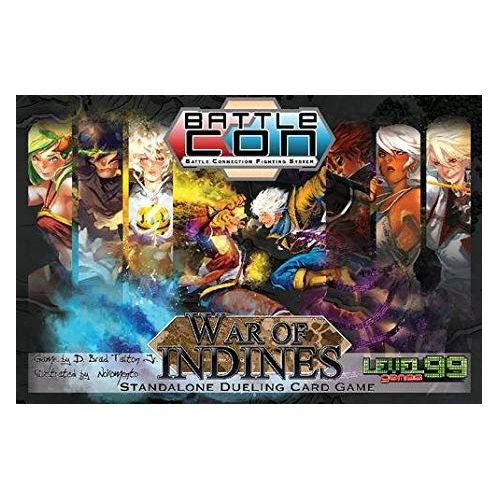 BattleCon: War of Indines - Remastered