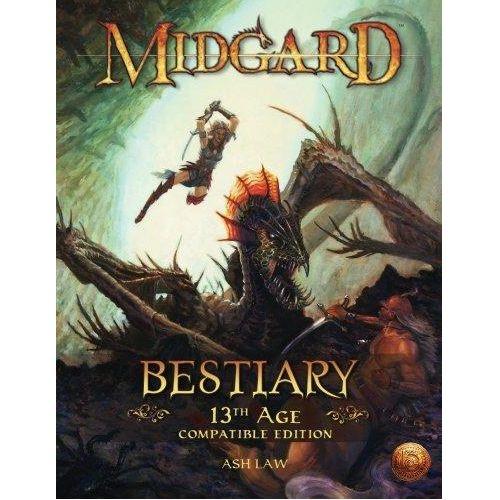 Beastiary: 13th Age Fantasy RPG