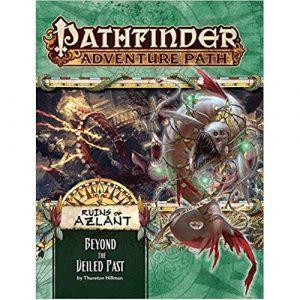 Pathfinder RPG: Beyond The Veiled Past (Ruins of Azlant 6 of 6) Adventure Path 125