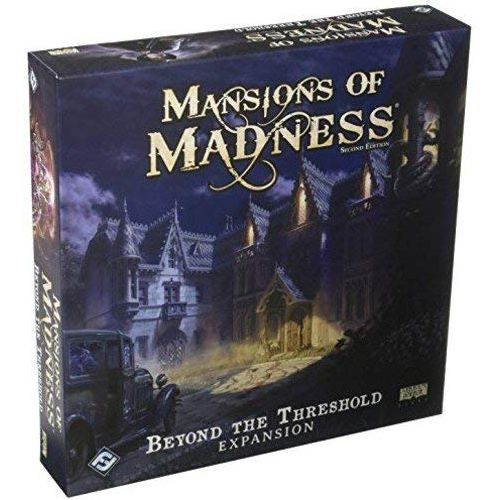 Beyond the Threshold: Mansions of Madness Second Edition