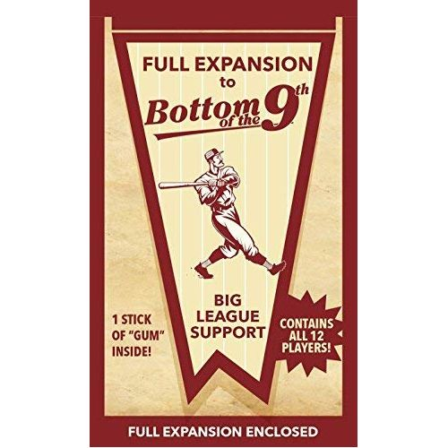 Big League Support: Bottom of the Ninth exp