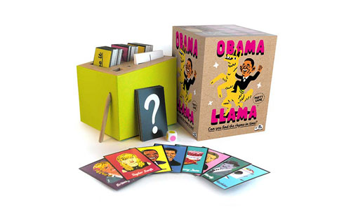 Big Potato Games Collection - Obama Llama