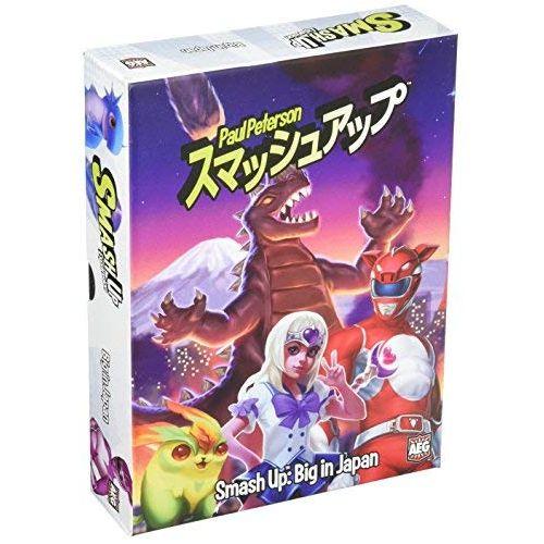 Big in Japan Smash Up expansion