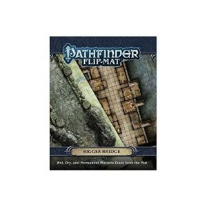 Pathfinder RPG: Bigger Bridge Flip-Mat
