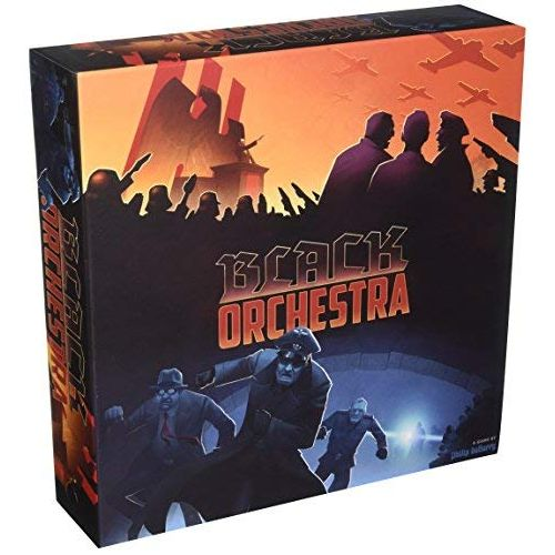 Black Orchestra 2nd Print