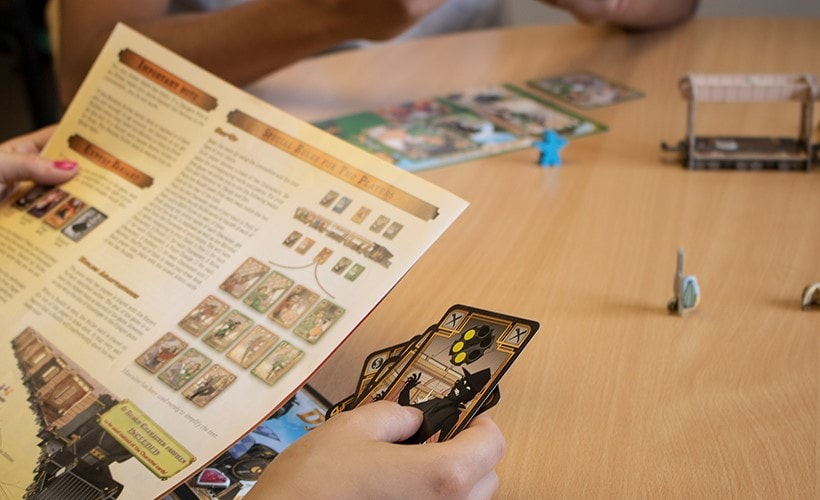 Board Games Guide - Learning the Game