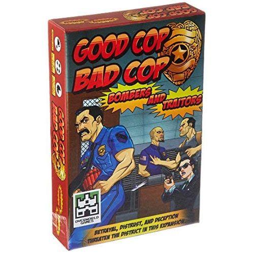 Bombers & Traitors (Good Cop Bad Cop Exp.)