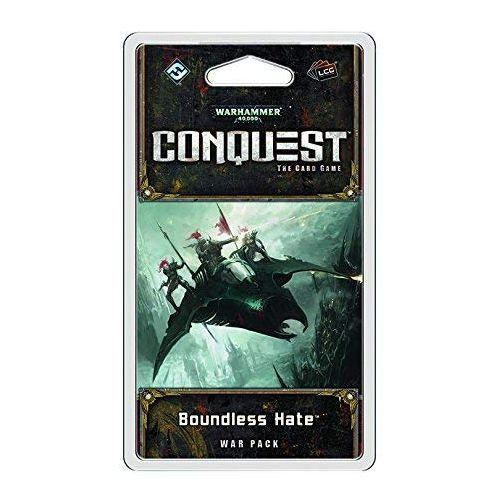 Boundless Hate War Pack: Conquest LCG