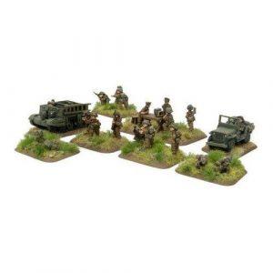 British Artillery HQ