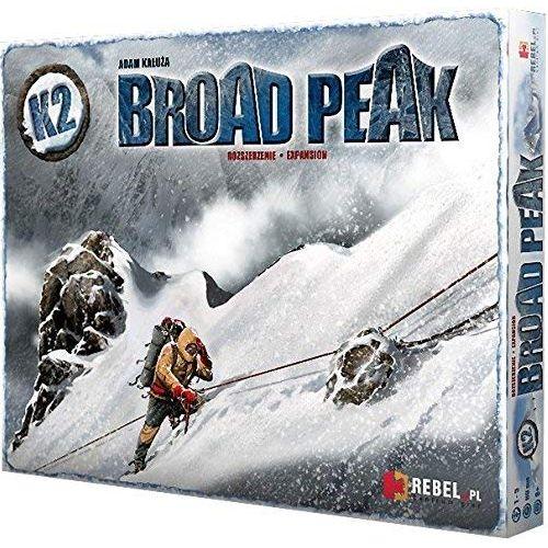 Broad Peak: K2 Expansion