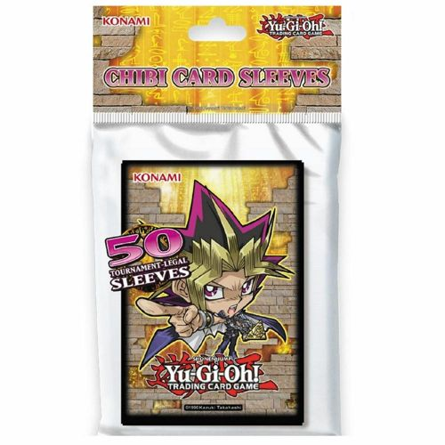 CASE YGO Accessories 2017 Card Sleeves (50)