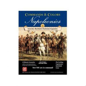 C&C Napoleonics Expansion 5: Generals, Marshalls, Tacticians
