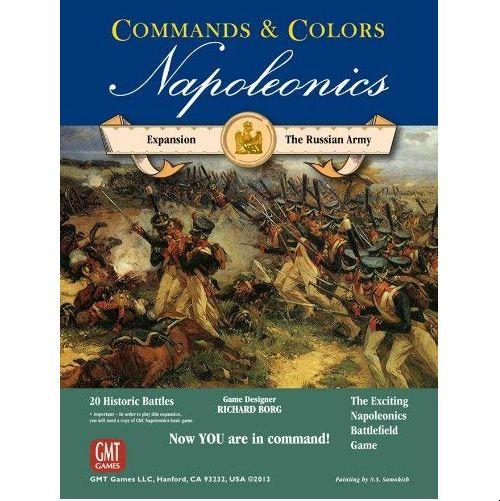 C&C Napoleonics Russian Army