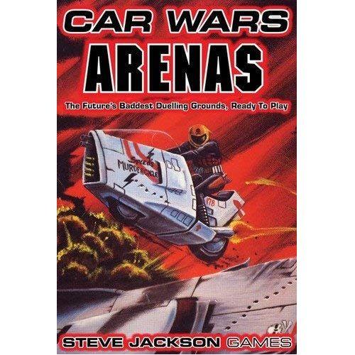Car Wars Arena