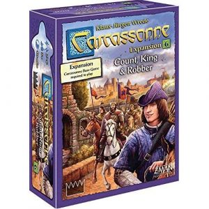 Carcassonne Exp 6: Count, King, and Robber