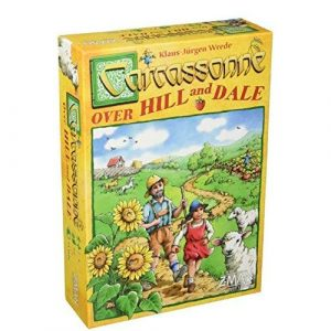 Carcassonne : Over Hill and Dale