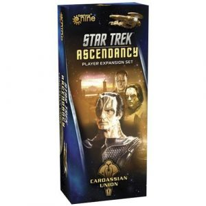 Cardassian Union -  Star Trek: Ascendancy Expansion