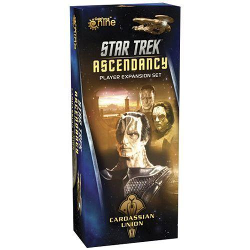 Cardassian Union - Star Trek: Ascendancy Expansion