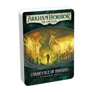 Arkham Horror LCG: Carnevale of Horrors Scenario Pack Expansion
