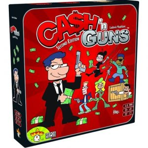 Cash 'n' Guns (2nd Ed)
