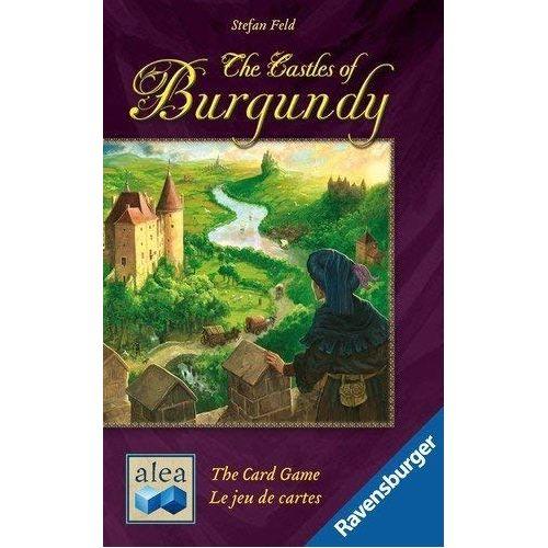 Castles of Burgundy - Card Game