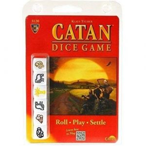 Catan Dice Game - Clamshell Edition