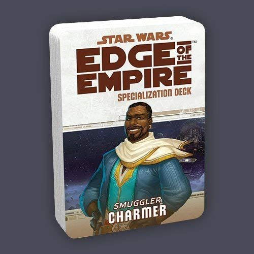 Charmer Specialization Deck: Edge of the Empire