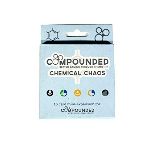 Chemical Chaos: Compounded exp.