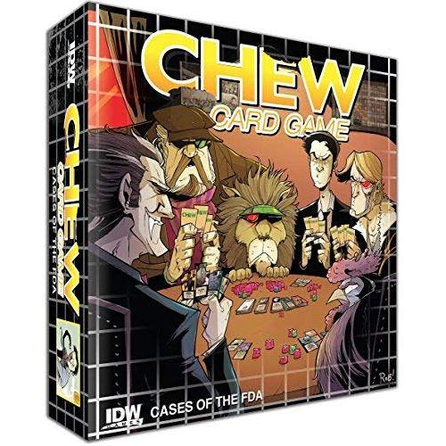 Chew: Case of the FDA