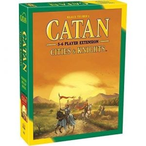 Catan: Cities & Knights 5-6 Player Extension (2015 Refresh)
