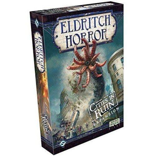 Cities in Ruin: Eldritch Horror Exp