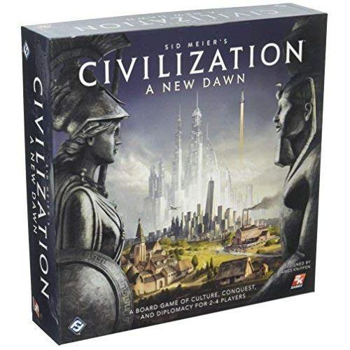 Civilisation: A New Dawn