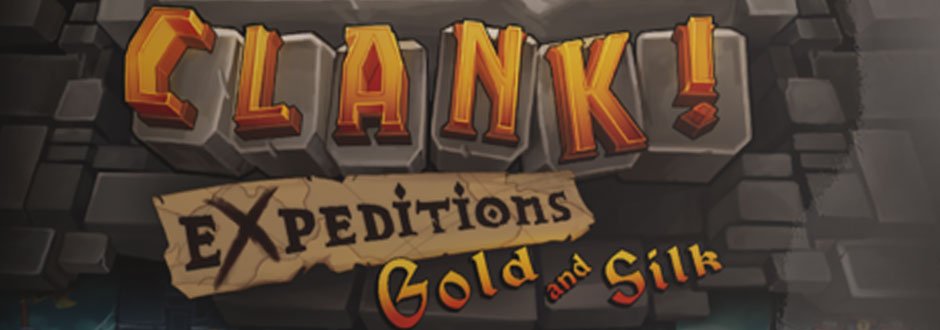 New Clank! Expansion Series Announced: Expeditions