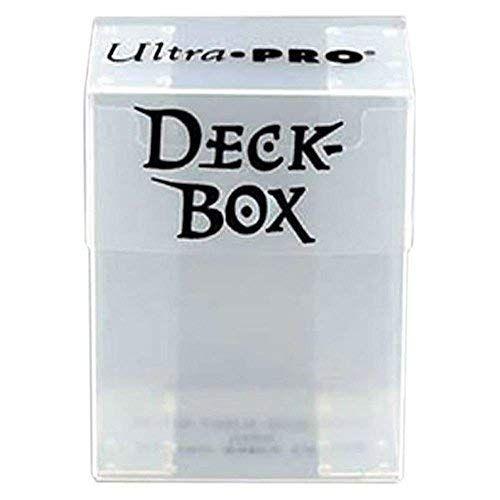 Clear Deck Box