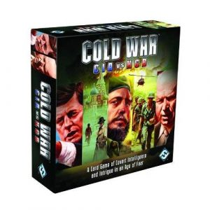 Cold War: CIA vs KGB (3rd edition)