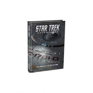 Star Trek Adventures: Collector's Edition Core Rulebook (Hardback)