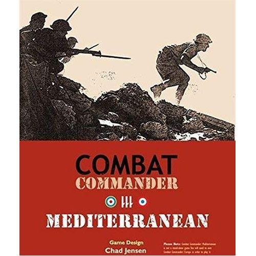 Combat Commander 2: The Med (Reprint)
