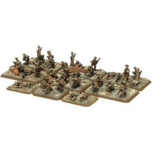Commonwealth Rifle Platoon (with Company HQ)