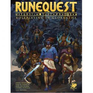 Core Rulebook: RuneQuest Roleplaying in Glorantha