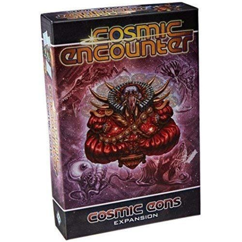 Cosmic Eons Expansion: Cosmic Encounter