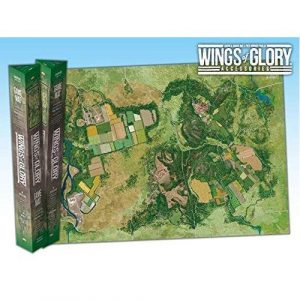 Wings of Glory: Game Mat -Countryside