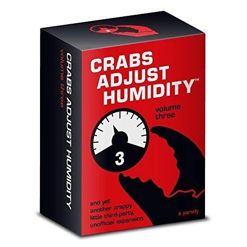 Crabs Adjust Humidity Volume Three