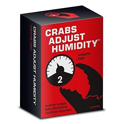 Crabs Adjust Humidity Volume Two