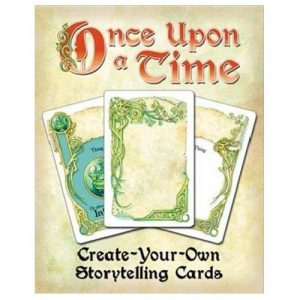 Create-Your-Own Storytelling Cards: Once Upon A Time
